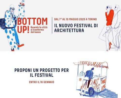 BOTTOM UP!  IL NUOVO FESTIVAL DI ARCHITETTURA