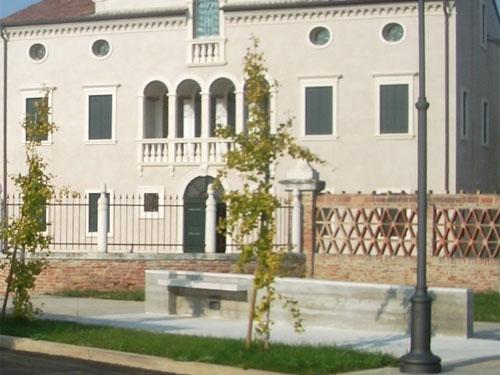 Riqualificazione Urbanistica Del Centro Storico Del Comune Di Asigliano Veneto (VI) - 4°Lotto