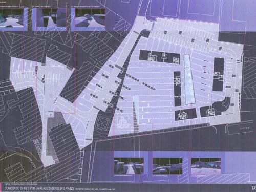 Concorso Di Idee Per La Sistemazione Della Piazza E Del Centro Di Caldogno (VI)