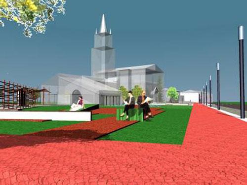 Concorso Di Idee Per La Sistemazione Urbana Di Tombazosana (VR)
