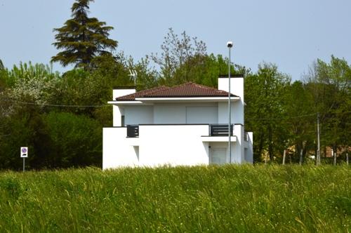 Progetto Per Una Villa A Megliadino San Vitale